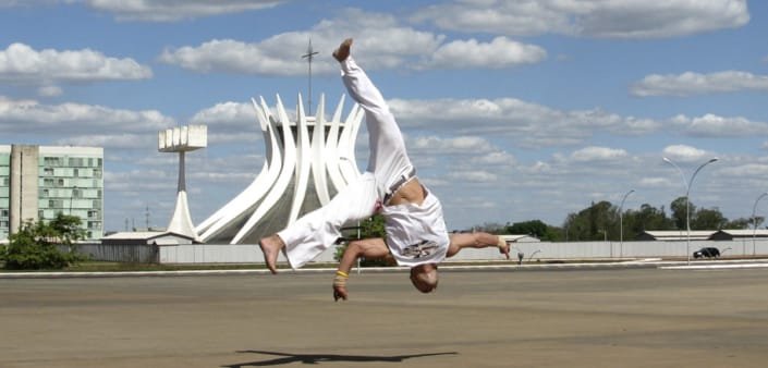 Capoeira Capoeira Barcelona