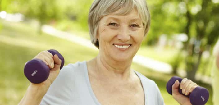 Clases de gym suave, gym suave, gimnasia para personas mayores