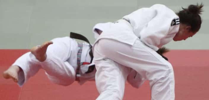 Judo en Barcelona, Judo