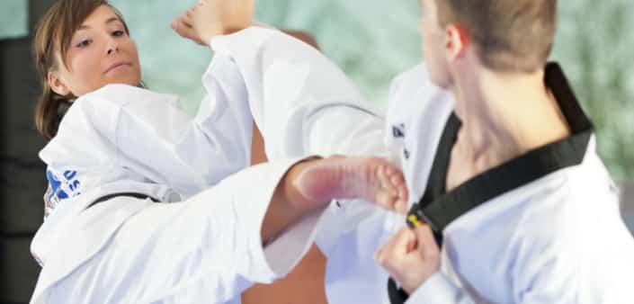 Karate en barcelona, karate, xfit