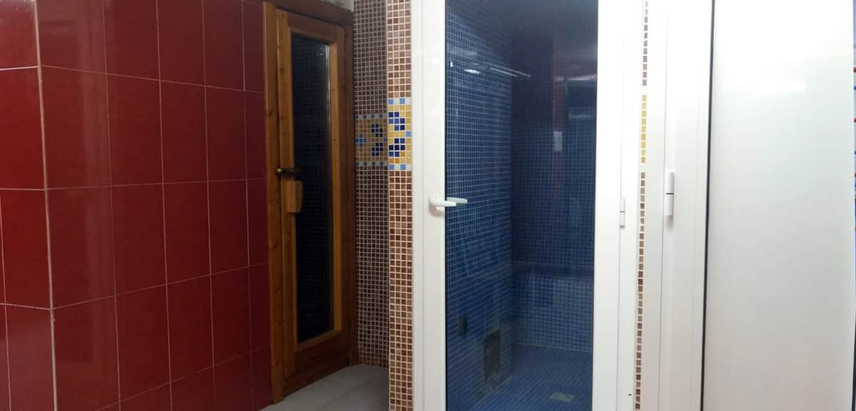 Sauna XFit Sant Gervasi