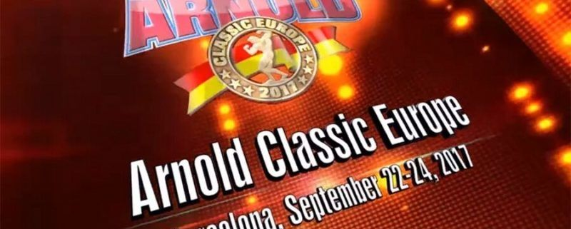 Arnold Classic Europa Xfit