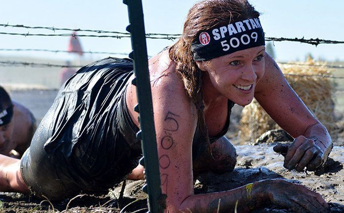 Mi experiencia corriendo en la Spartan Race