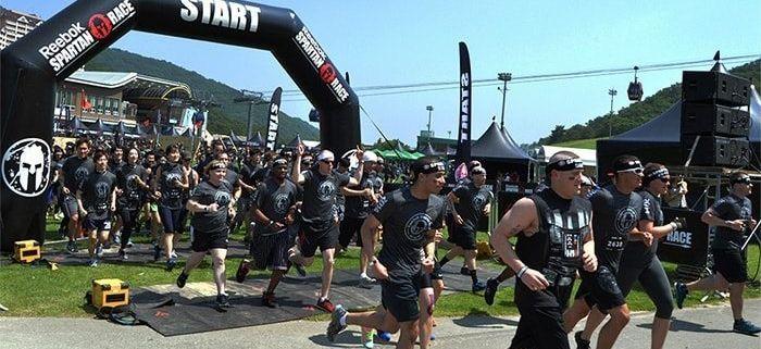 Mi experiencia corriendo la Spartan Race