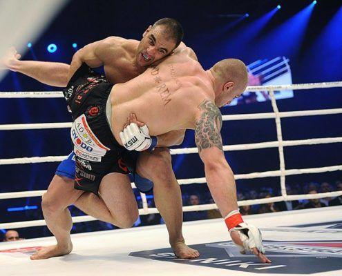 MMA Barcelona - Artes Marciales Mixtas Rogent LLoret en XFit