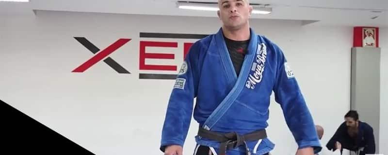 Vídeo Gracie Brazilian Jiu Jitsu brasileño