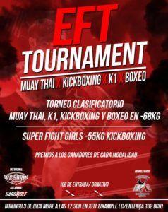 EFT Tournaments I @ XFit Eixample