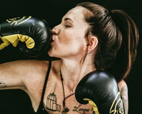 Boxeo para chicas todos sus benéficos y las clases