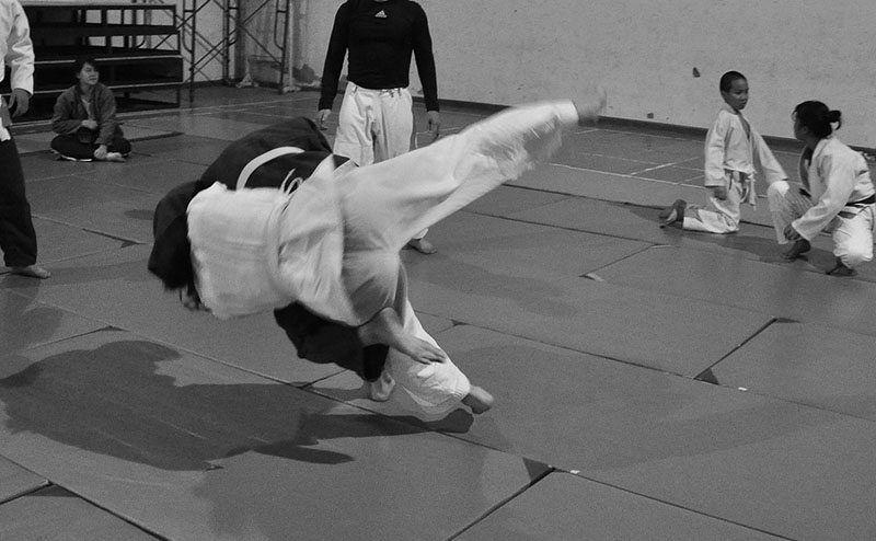 Historia del Judo conoce todos sus detalles.