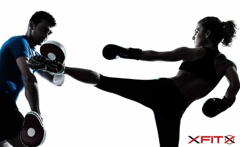 Se puede bajar de peso con kick boxing