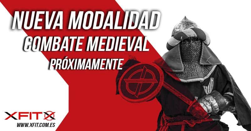 Entrenar Combate medieval Barcelona