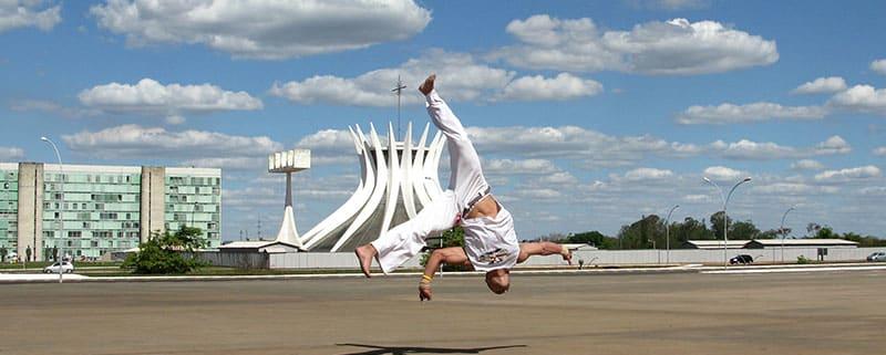 Practicar capoeira | 7 motivos para empezar hoy