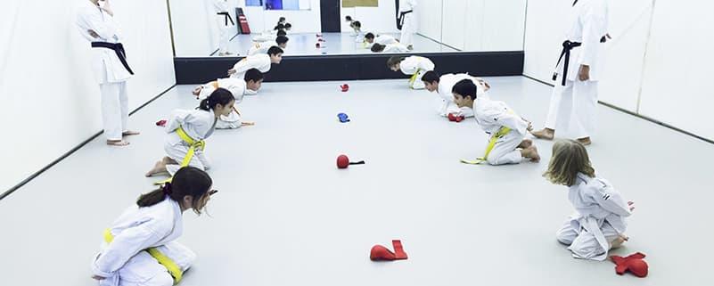 Artes marciales para niños | 10 beneficios importantes