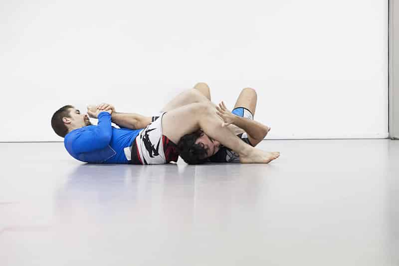Técnicas de Grappling