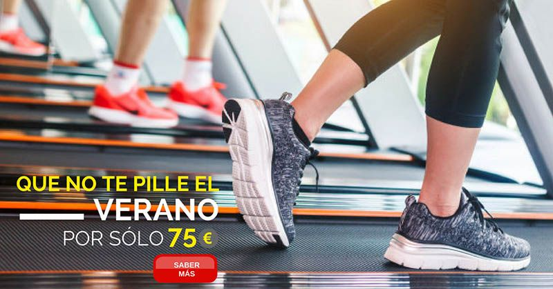 Fitness Trimestral oferta gimnasio