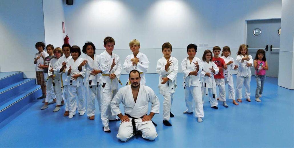 Clases de Aikido Infantil en Barcelona