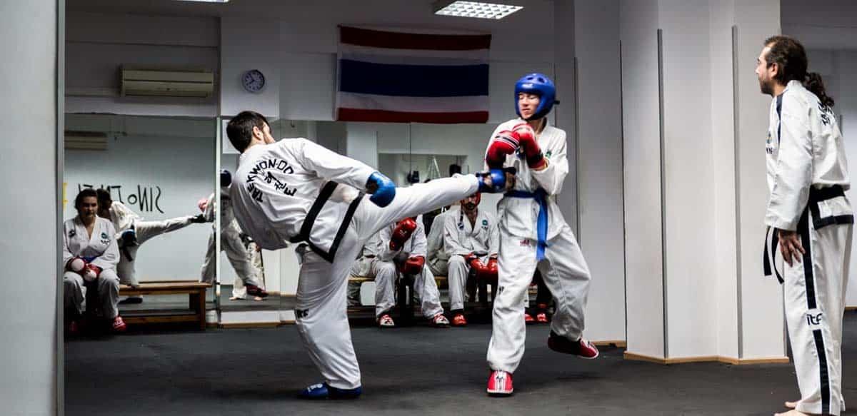 ▷ Taekwon-Do: Disciplina Coreana de Perfeccionamiento Personal