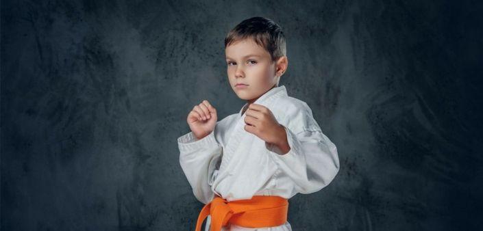 Entrenar clases de taekwondo barcelona - Taekwon-do infantil