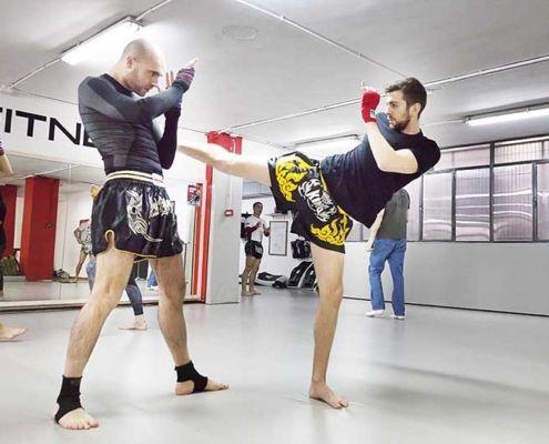 Artes marciales o deportes contacto: diferencias, semejanzas y características generales