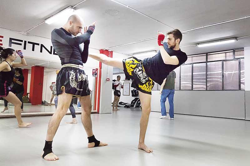 Artes marciales vs deportes contacto: diferencias, semejanzas y  características generales