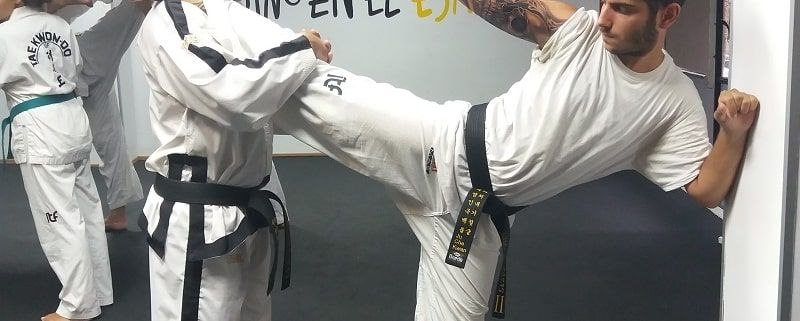 Entrevista Andreu Martínez maestro de Taekwondo