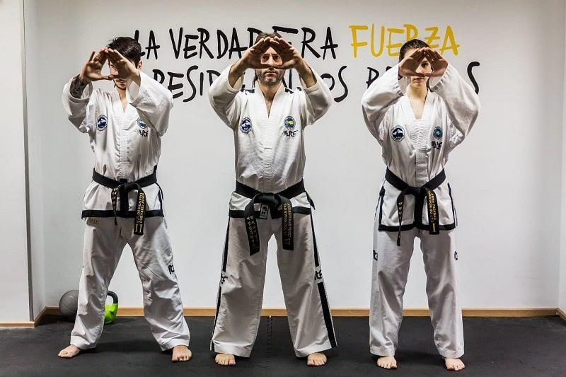 Entrevista Andreu Martínez Taekwondo 1