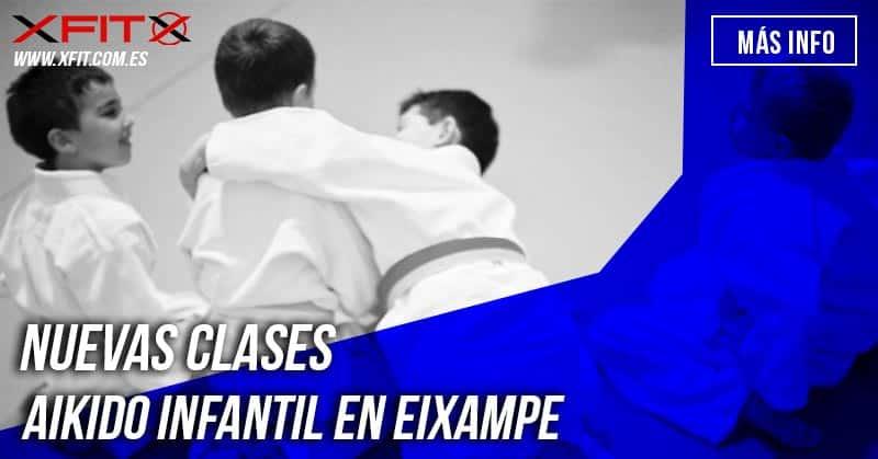 clases aikido infantil barcelona gimnasio artes marciales