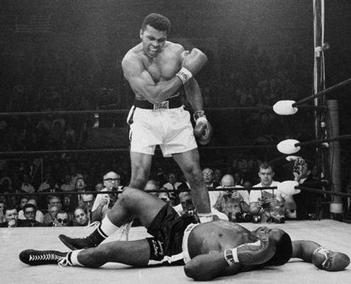 Grandes del Boxeo: Cassius Clay (Segunda Parte)