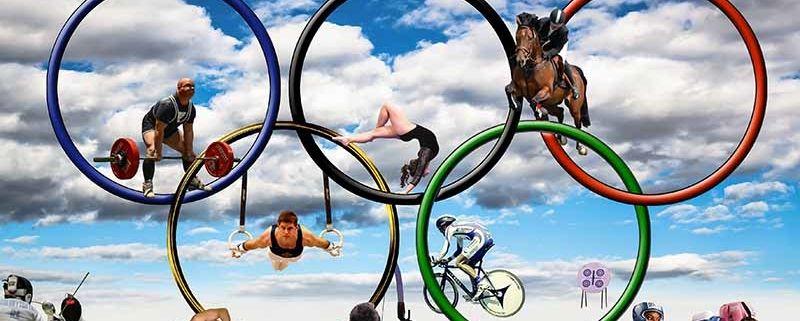 Juegos olímpicos máxima competición deportiva