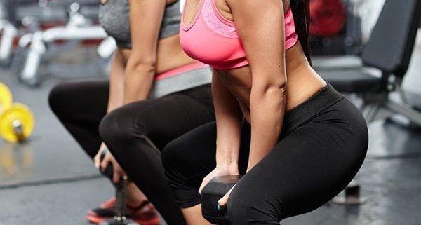 Mejores ejercicios para glúteos y piernas