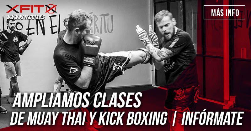 novedades muay thai kick boxing