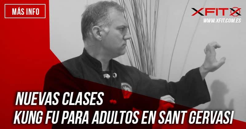nuevas clases kung fu en barcelona