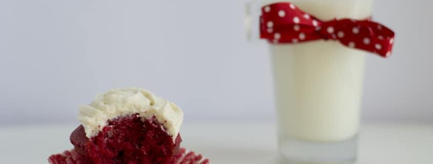 Receta del Red Velvet proteico