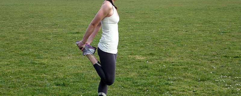 Cómo estirar después de correr