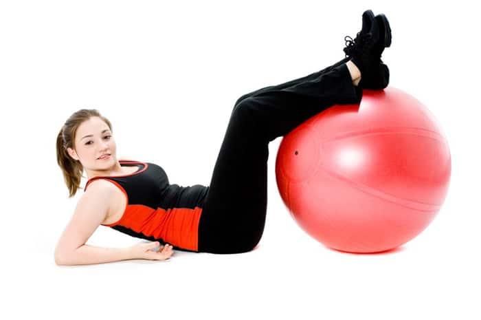 Los Mejores Ejercicios con fitball
