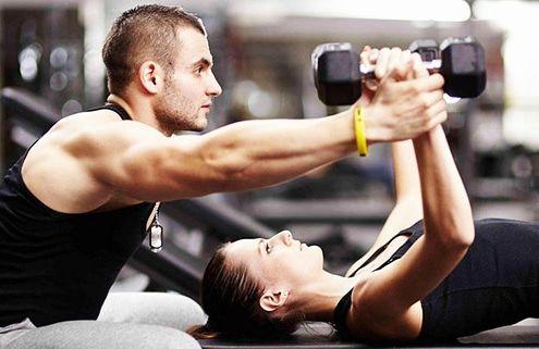 Que beneficios tiene entrenar con entrenador personal