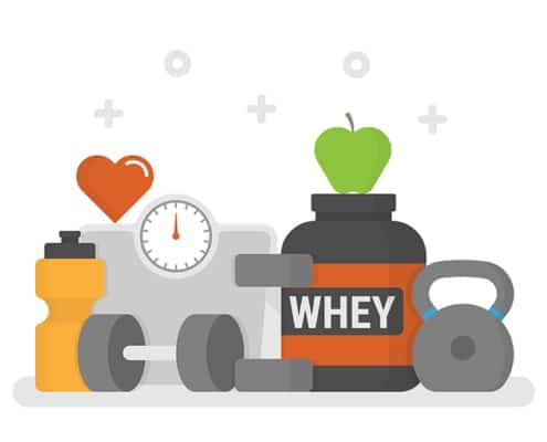 Cuánta proteína tomar
