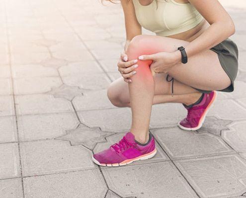 Prevenir dolor de rodillas