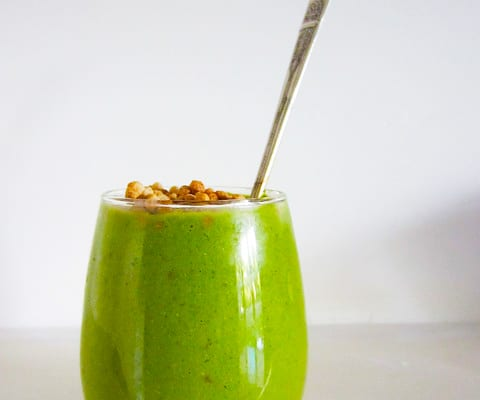 Smoothie Aumenta-Metabolismo