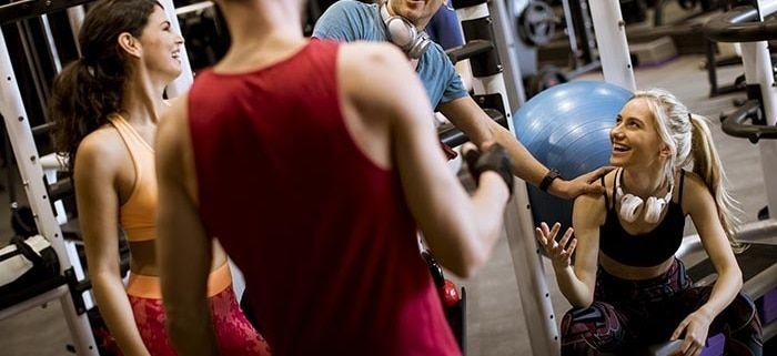 5 beneficios de los entrenos grupales