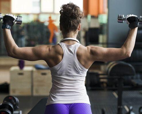 Las 10 mejores formas de entrenar los hombros