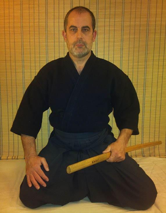 aikido barcelona salvador chaves federacion aikido
