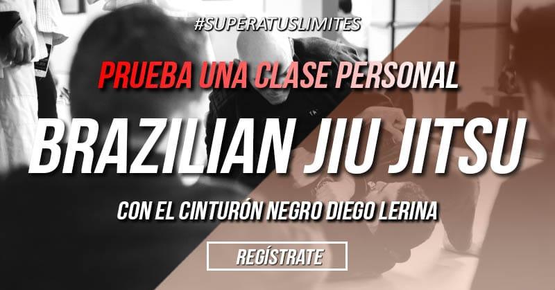 clase gratis brazilian jiu jitsu privada