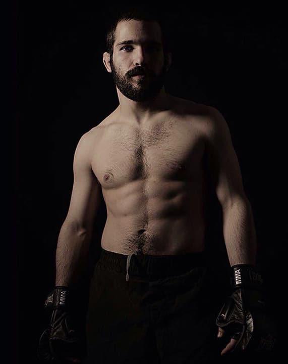 pablo beltran wrestling barcelona