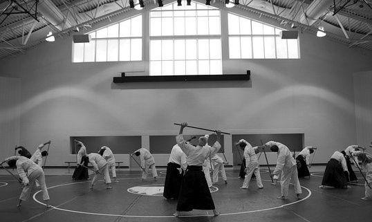 descubre que es el aikido en barcelona