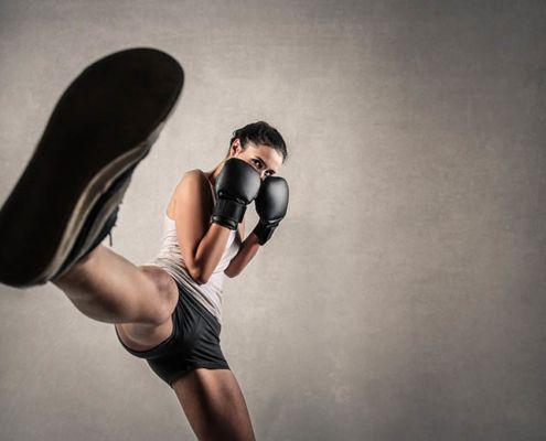 ¿Cuál es el golpe más potente de todas las artes marciales?