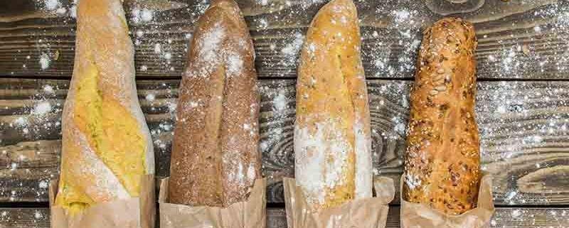 Pan de proteína de tomate y oliva