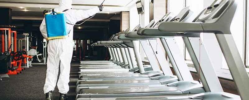 Un estudio confirma a los gimnasios como entorno seguro frente al Covid-19
