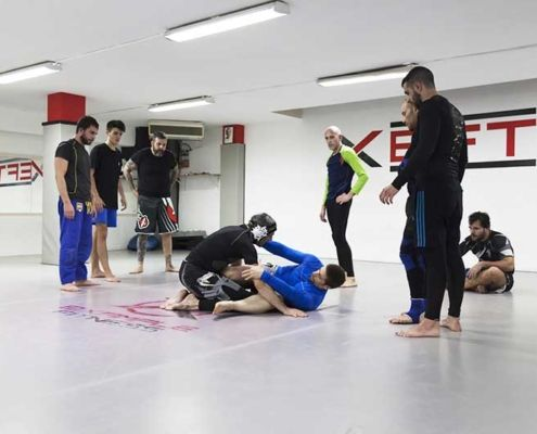 Artes marciales ¿Cuál debes elegir? Consejos