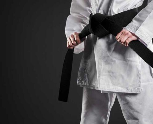 Cinturones de judo: ¿Qué son? ¿Qué significan los colores?